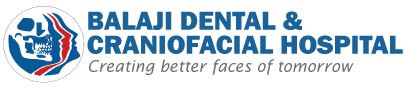 BALAJI DENTAL Logo