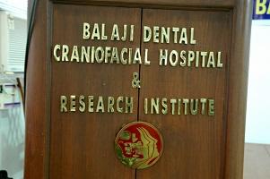 LASER workshop at Balaji Dental