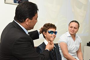 Ear Reconstruction Surgery For A Seychelles Boy