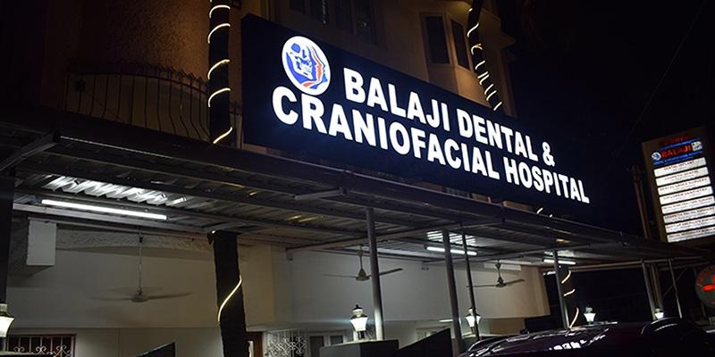Balaji Dental and Craniofacial Hospital, India