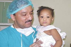 Dr Balaji Cleft Surgon