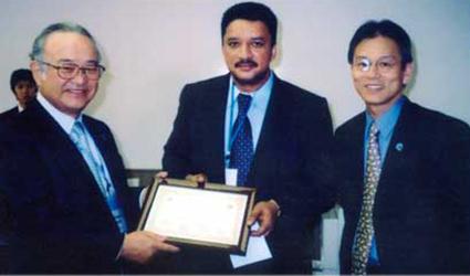 Best Innovative Surgical Technique MODUS Award of Merit