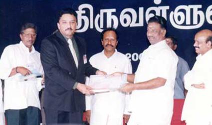 Best Tamil Medical Book Award Dr SM Balaji