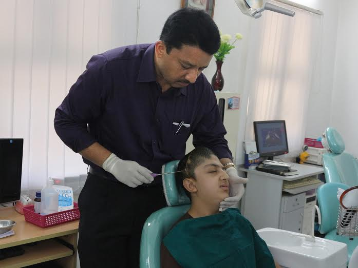 Crouzon syndrome surgery in India
