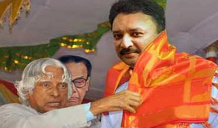 Dr. A.P.J Abdul Kalam applauded Dr SM Balaji