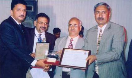 Dr. Ginwala Rolling Trophy - 2004