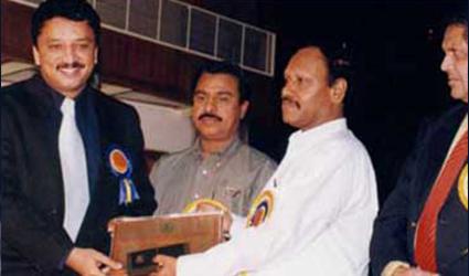 Young Scientist Award - Dr SM Balaji