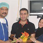 Gunshot Surgery India