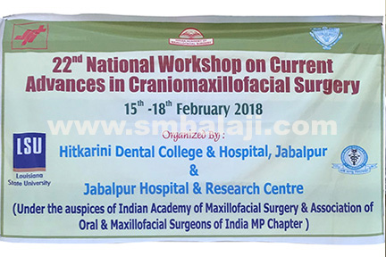 Craniofacial Surgery Workshop Indian Academy of Maxillofacial Surgeons