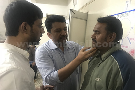 Prof S M Balaji Live Surgical Demonstration Surgery