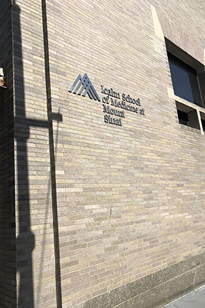 3 – A View Of The Icahn School Of Medicine At Mount Sinai New York City Usa
