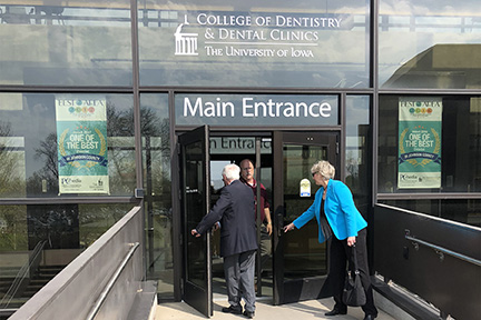 The College Of Dentistry, Iowa City, Usa