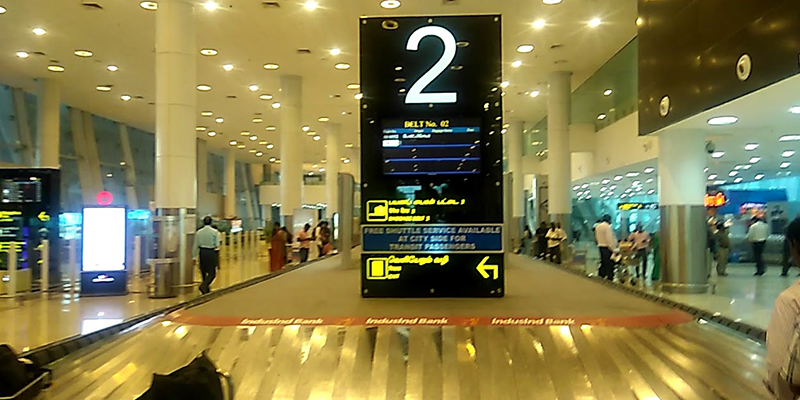 Chennai International Airport, Balaji Dental
