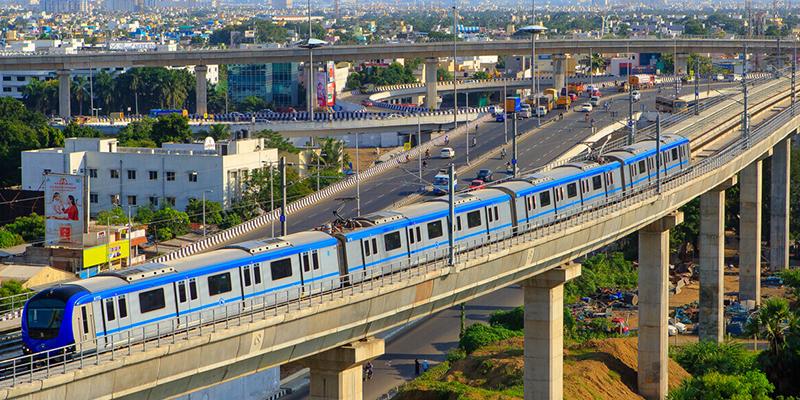 Chennai Metro Rail- Balaji Dental Hospital