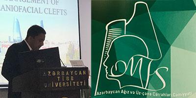 Dr SM Balaji invited to attend the presentation ceremony of Azerbaijan Society of Oral and Maxillofacial Surgeons (AzSOMS)