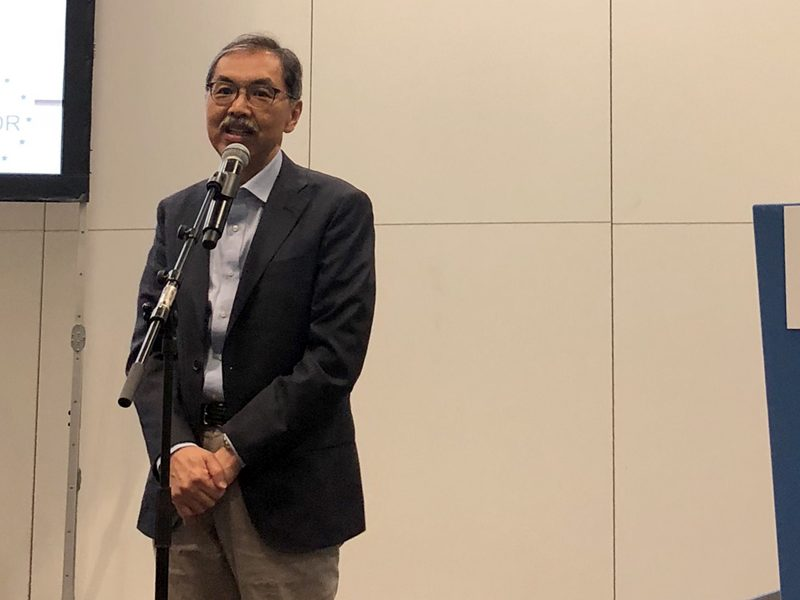 5 Dr Kazuhisa Yamazaki At The Iadr Apr Board Meeting