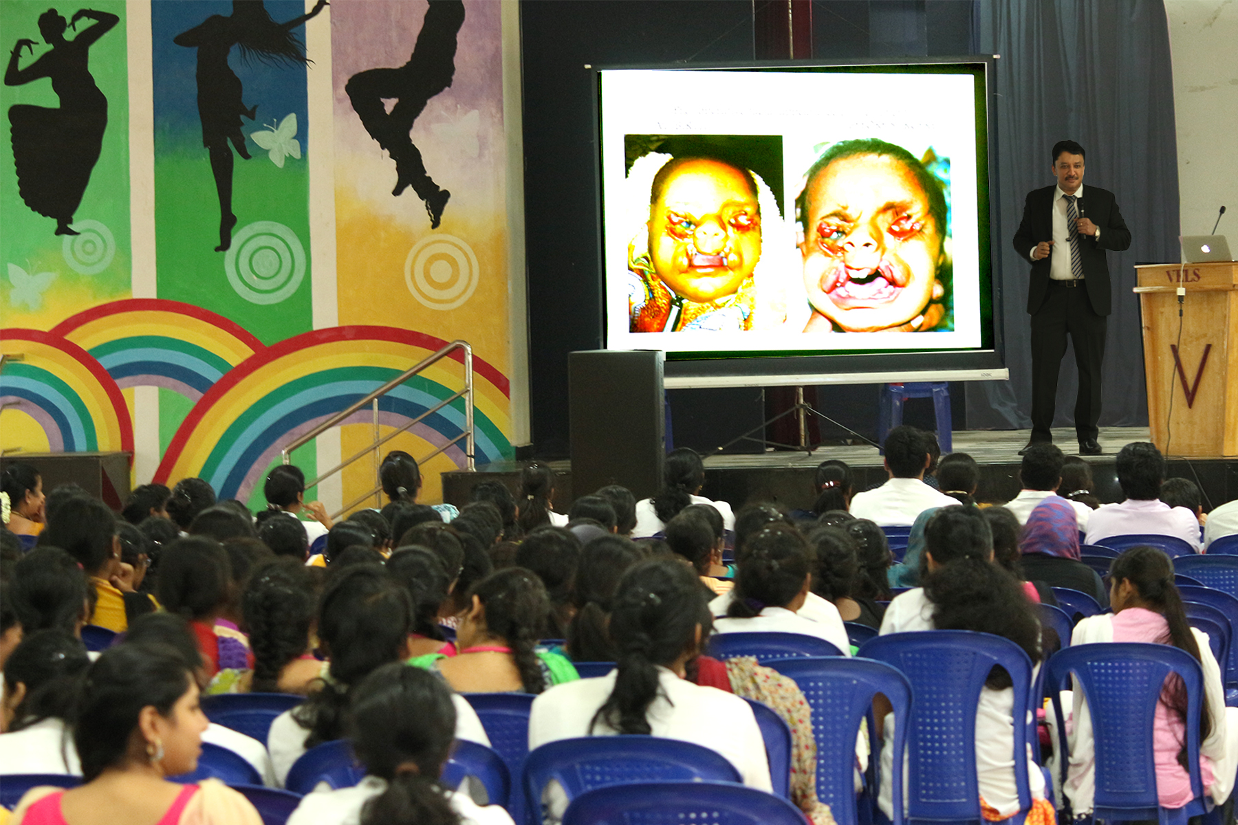 Dr Sm Balaji Talks About The Joys Of Rehabilitating A Disabled Child