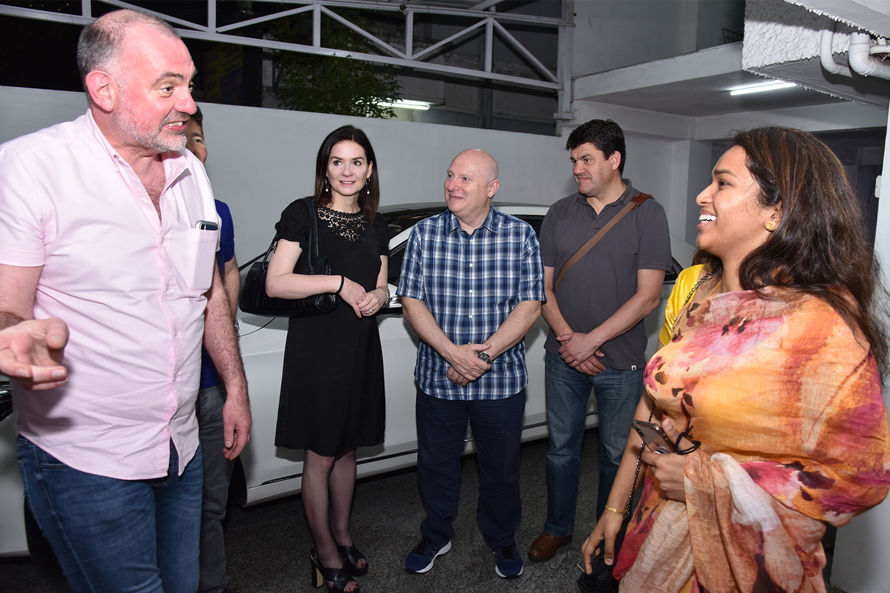 Dr Andrew Edwards meets Dr Preetha Balaji