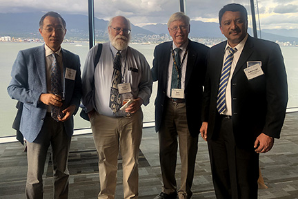 At Iadr, Vancouver