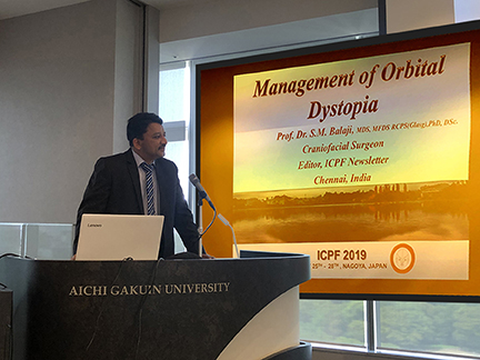 Lecture on Management of Orbital dystopia