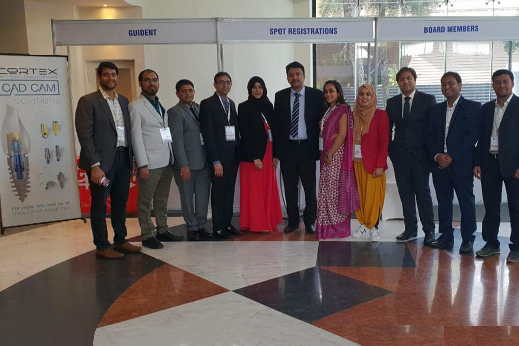 Dr Sm Balaji With Bangladeshi Delegates