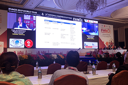 IFHNOS conference in progress
