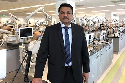 Dr Sm Balaji At The Phantom Head Laboratory