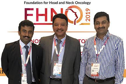 Dr Sm Balaji With Dr Prakash And Dr Kannan
