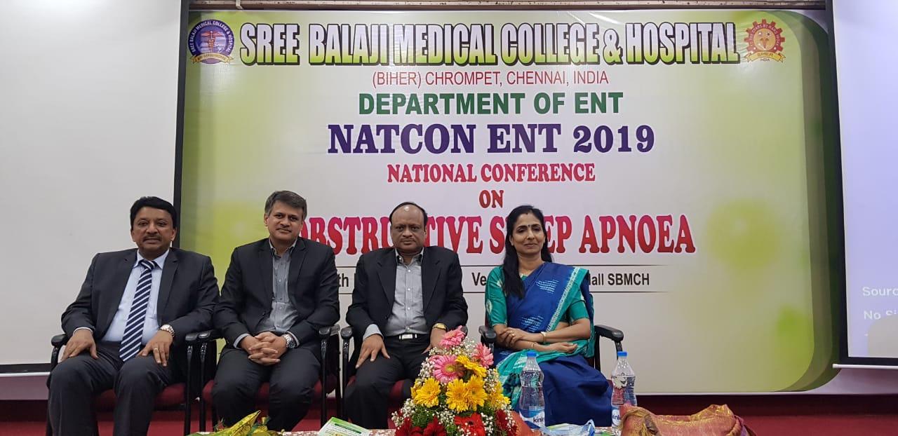 Dr Sm Balaji With Prof Mk Rajasekar, Dr Ranjini Raghavan And Dr Seemab Shaikh