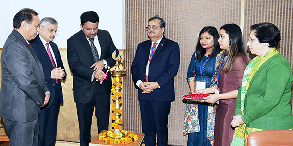 Dr Sm Balaji Lighting The Lamp