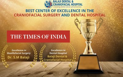 Best center of excellence in the Craniofacial Surgery and Dental Hospital