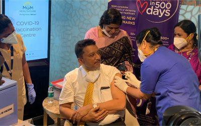 COVID-19 Prevention Vaccination